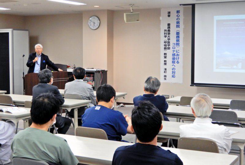 第160回国立函館病院合同教育講座が開催されました