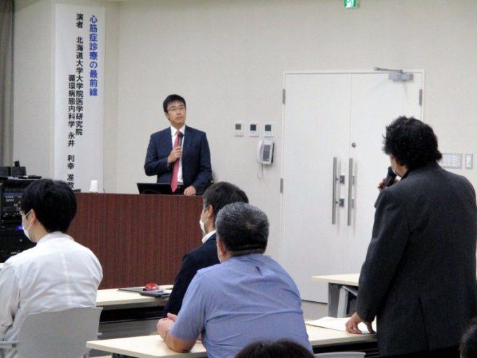 第164回国立函館病院合同教育講座が開催されました