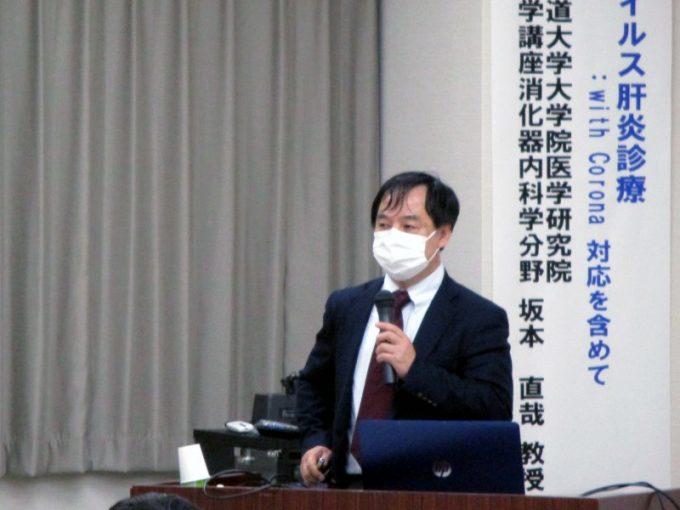 第165回国立函館病院合同教育講座が開催されました