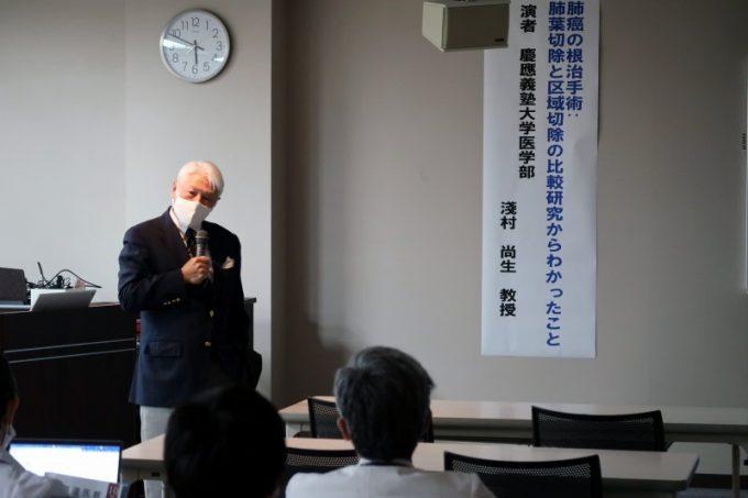 第173回国立函館病院合同教育講座が開催されました